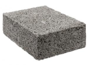Конструкционный стеновой блок 400х400х200 (мм)